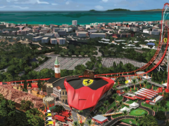 Exciting New Attractions Now Open at Ferrari Land