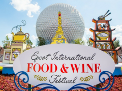 2018 Dates Announced for Epcot's International Food and Wine Festival