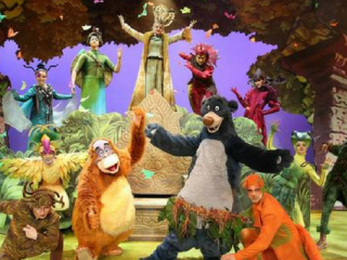 The Forest of Enchantment Returns to Disneyland Paris for the Summer