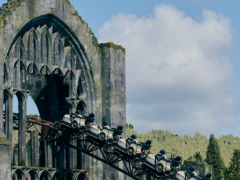 Sneak Peek at Hagrid's Magical Creatures Motorbike Adventure