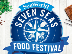 SeaWorld Orlando Announce New Seven Seas Food Festival