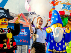 The Great LEGO Race is Now Open at LEGOLAND Florida!