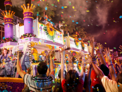 Mardi Gras Returns to Universal Studios Florida