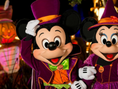 New Halloween Fireworks Show Launching at Disney's Magic Kingdom