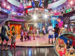 Disney Reveal Details for New NBA Experience