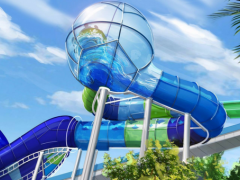Exciting New Water Slide Opening at Aquatica!