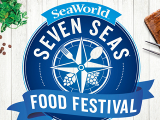 The Seven Seas Food Festival Returns to SeaWorld Orlando