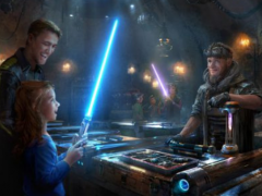 Customised Lightsaber Experience Coming to Star Wars: Galaxy's Edge