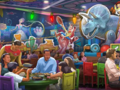 New Toy Story Restaurant Opening at Walt Disney World
