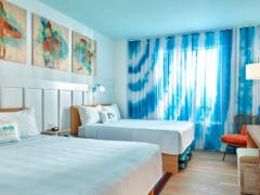 First Look at Universal's Endless Summer Resort- Surfside Inn