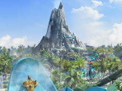 Universal Have Revealed the Story Behind Volcano Bay!