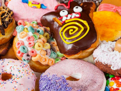 Discover the Mouth-Watering Menu for Voodoo Doughnut