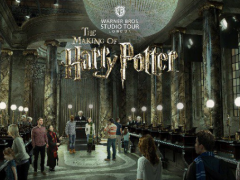New Gringotts Expansion Now Open at the Warner Bros Studio Tour