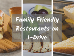 family friendly restaurants on i-drive