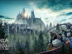 Opening Date Revealed for Brand New Harry Potter Ride! Today (21st February), Universal Orlando Resort revealed the news we've all been waiting for…
