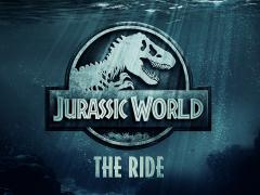 Jurassic Park World The Ride Universal Studios Hollywood