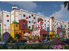 lego pirate island hotel