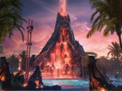 Incredible New Attraction Announced for Universal's Volcano Bay Water Theme Park