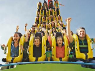 5 Most Thrilling Rides PortAventura Park