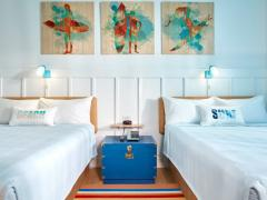 Surfside inn room at endless summer resort universal orlando
