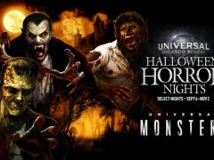 universal monsters halloween horror nights