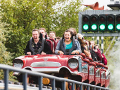 A Guide to the Best Roller Coasters in the UK