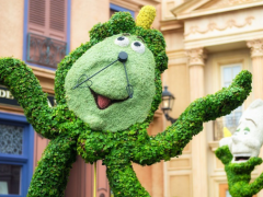 5 Things You Must do at Epcot's International Flower & Garden Festival