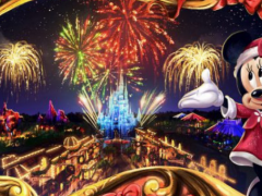 New Fireworks Show Coming to Walt Disney World