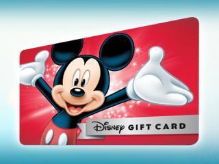 Disney Cash Giveaway!