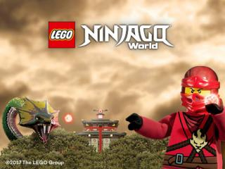 FREE LEGO® NINJAGO® Minifigure