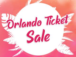 Orlando Ticket Sale