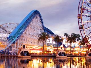 Anaheim Experience the timeless magic of the world's first theme park