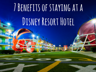 7 Benefits of Staying at a Walt Disney World Resort Hotel