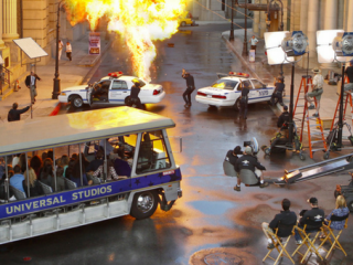 5 Film & TV Sets You Can Explore at Universal Studios Hollywood