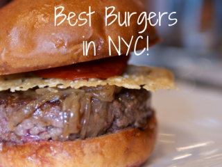 The 5 Best Burger Joints in NYC