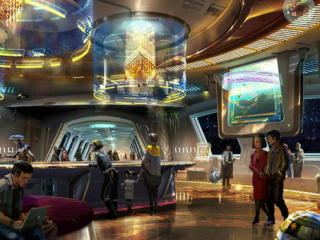 Disney Confirm Plans to Open a new Star Wars Hotel!