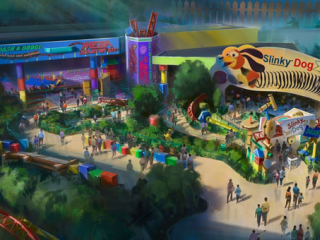 Disney Announce Opening Date for Toy Story Land!