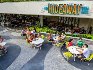 THE HIDEAWAY BAR & GRILL™