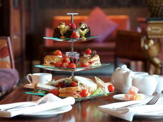 Spa Retreat and Afternoon Tea for 2
