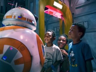 Disney's Hollywood Studios Encounter the thrills