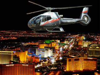 Las Vegas Strip Helicopter Night Flight Tickets