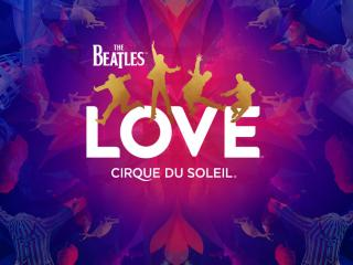 LOVE Cirque du Soleil Tickets Experience The Beatles as never before.