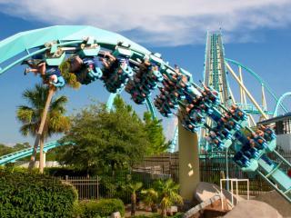 5 Park Orlando Combo Ticket