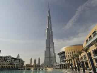 At the Top of the World - Burj Khalifa & High Tea at Burj Al Arab