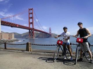 California Sunset Bike Tour