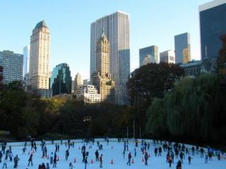 Central Park Ice Skating & New York Explorer Pass Combo Saver