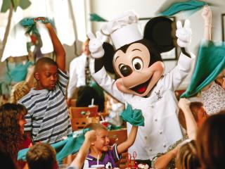Disney VIP Character Dinner tickets