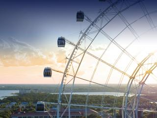 The Coca-Cola Orlando Eye Ticket