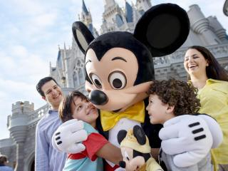 Disney's 14 Day Ultimate Ticket with Free Memory Maker