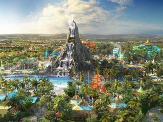 Disney & Universal Combo Ticket including Universal's Volcano Bay™